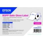 Epson BOPP SG Coil 220mm x 750lm White