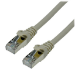 MCL 2m Cat7 S/FTP cable de red S/FTP (S-STP) Gris