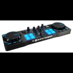 Hercules 4780843 DJ-controller 2 kanalen Zwart