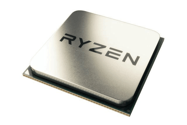 AMD Ryzen 5 1400 3.2GHz Box processor