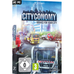 Astragon Cityconomy: Service for your City, PC Basic PC English video game