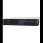 Chieftec UNC-210T-B Rack 400W Black computer case