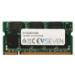 V7 1GB DDR1 PC3200 - 400mhz SO DIMM Notebook módulo de memoria - V732001GBS