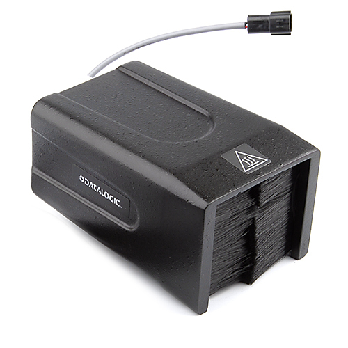 Datalogic Holder, Heated, 48VDC Black Active holder