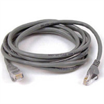 Belkin UTP CAT5e 10 m networking cable U/UTP (UTP) Grey