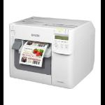 Epson TM-C3500 label printer Inkjet Colour 720 x 360 DPI Wired