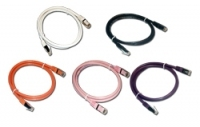 MCL Cable RJ45 Cat5E 2.0 m Black cable de red 2 m Negro