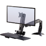 Fellowes 8204601 desktop sit-stand workplace