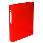 Elba 400001511 PVC Red ring binder