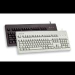 CHERRY Standard PC G80-3000 USB, PS-2 keyboard USB + PS/2 QWERTY Black