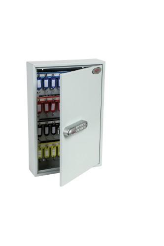 Phoenix Safe Co. KC0602E key cabinet/organizer Grey
