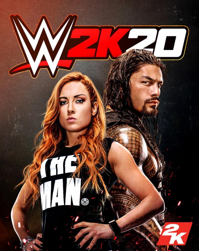 Nexway WWE 2K20, PC vídeo juego Básico Inglés, Español