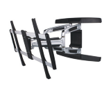 "Newstar TV/Monitor Wall Mount (Full Motion) for 32""-60"" Screen - Silver"