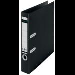 Leitz 10190095 folder Cardboard Black