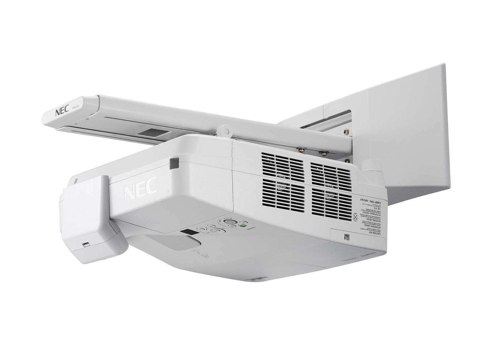 Projector Interactive Multipen Um301xi 3000lm Xga Incl. Wall-mount + Interactive Multipen Module
