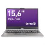 "Wortmann AG TERRA MOBILE 1550 Silver Notebook 39.6 cm (15.6"") 1920 x 1080 pixels 8th gen Intel® Core™ i7 16 GB DDR4-SDRAM 500 GB SSD Windows 10 Pro"