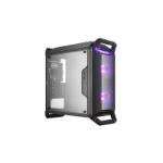 Cooler Master MasterBox Q300P Mini-Tower Black computer case