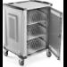 HP 1HC89AA Armario de gestión y carga para dispositivos portátiles Gris