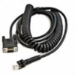 Datalogic CAB-512 cable paralelo 3,6 m Negro
