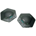 ClearOne MAXAttach Telephone Black speakerphone