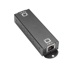 Black Box LPR1111 PoE adapter Fast Ethernet,Gigabit Ethernet 56 V