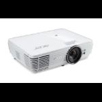 Acer M550 beamer/projector 2900 ANSI lumens DLP 2160p (3840x2160) Desktopprojector Wit