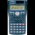 Casio FX-300MS Pocket Scientific calculator Black,Green calculator