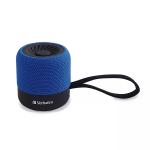 Verbatim 70229 portable speaker 3 W Stereo portable speaker Black,Blue
