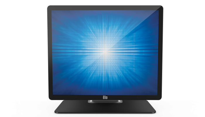 "Elo Touch Solution 1903LM 19"" 1280 x 1024pixels Multi-touch Multi-user Black touch screen monitor"