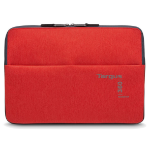 "Targus 360 Perimeter notebook case 39.6 cm (15.6"") Sleeve case Red"