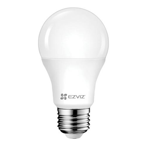 EZVIZ White Ambiance LED E27 Single Smart Bulb - A+ Rated