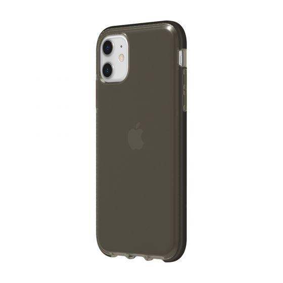Griffin Survivor Clear mobile phone case Cover Black