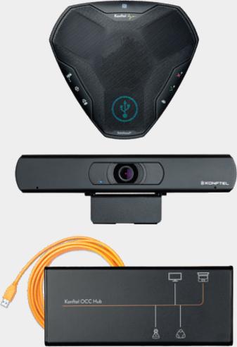 Konftel C20Ego video conferencing system Group video conferencing system 6 person(s)