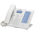 Panasonic KX-HDV230X IP phone White Wired handset LCD