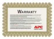 APC 1 Year Extended Hardware Warranty for InfraStruXure Central Basic