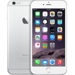 Apple iPhone 6 Plus 64GB 4G Silver