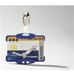 Durable Security Pass Holder 25pc(s)