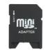 SIM/flash memory card adapters