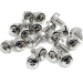 StarTech.com 50 Pkg M5 Mounting Screws for Server Rack Cabinet