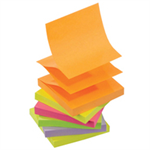 Post-It R330NR Square Multicolour 100sheets self-adhesive note paper