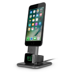 TWELVE SOUTH HiRise For iPad mini 4 iPad Pro 9.7'' iPhone 5 5s 6 6s 7 7 Plus Charging Stand for iPhone/iPad and Apple Watch