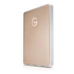 G-Technology mobile USB-C disco duro externo 2000 GB Oro