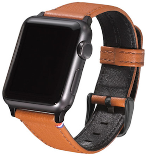 Decoded D5AW38SP1BN Band Brown Leather