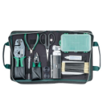 Pro'sKit Fibre Optic Tool Kit of basic tools that are essential for fibre optic termination