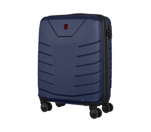 Wenger/SwissGear Pegasus Carry-On Trolley Blue Polycarbonate 39 L