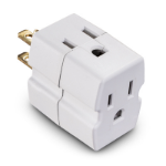 CyberPower GT300 power plug adapter
