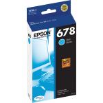 Epson C13T678220 Cian tóner y cartucho láser dir