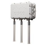 802.11N Outdoor Mesh Access Point, Haz. Loc., N Reg. Domain