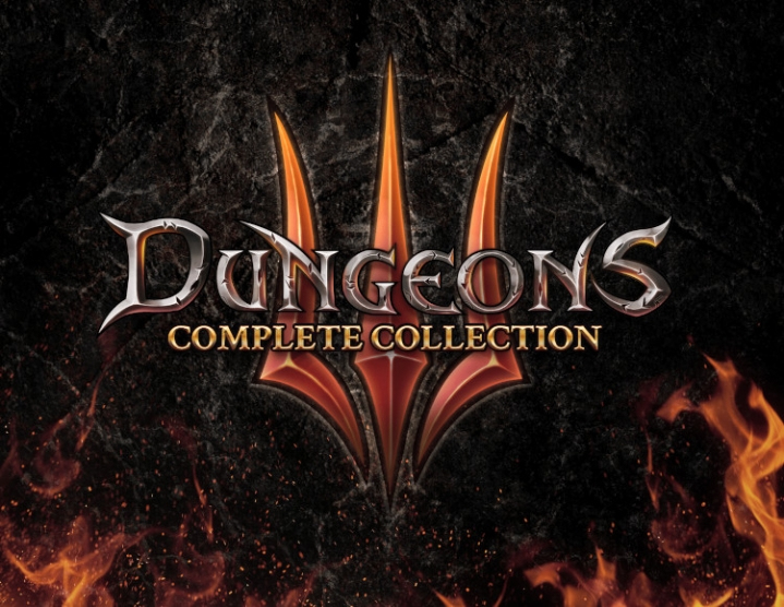 Nexway Dungeons 3 - Complete Collection PC Completa Inglés
