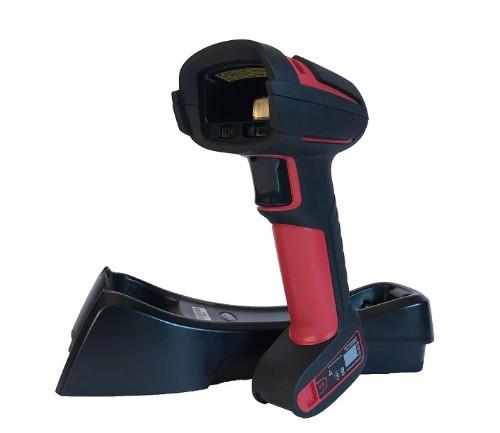 Honeywell Granit 1991iSR Handheld bar code reader 1D/2D LED Black, Red